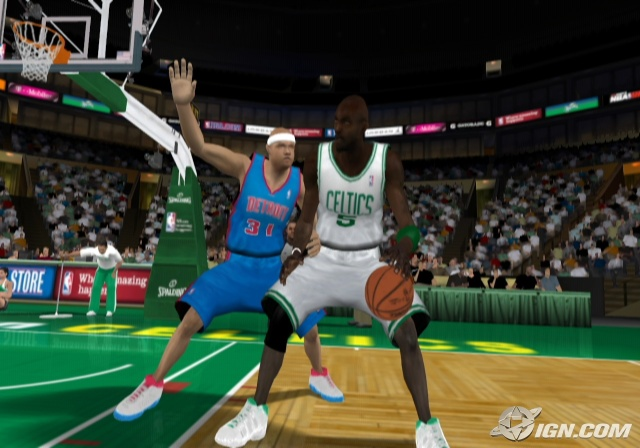NBA 2K10 Wii Videos and Screenshots