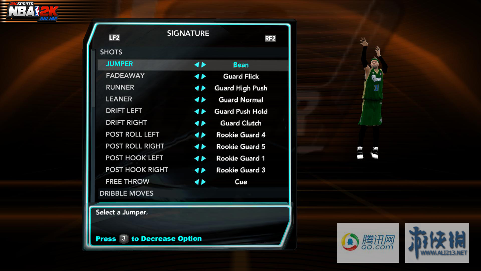 More NBA 2K10 Screens !