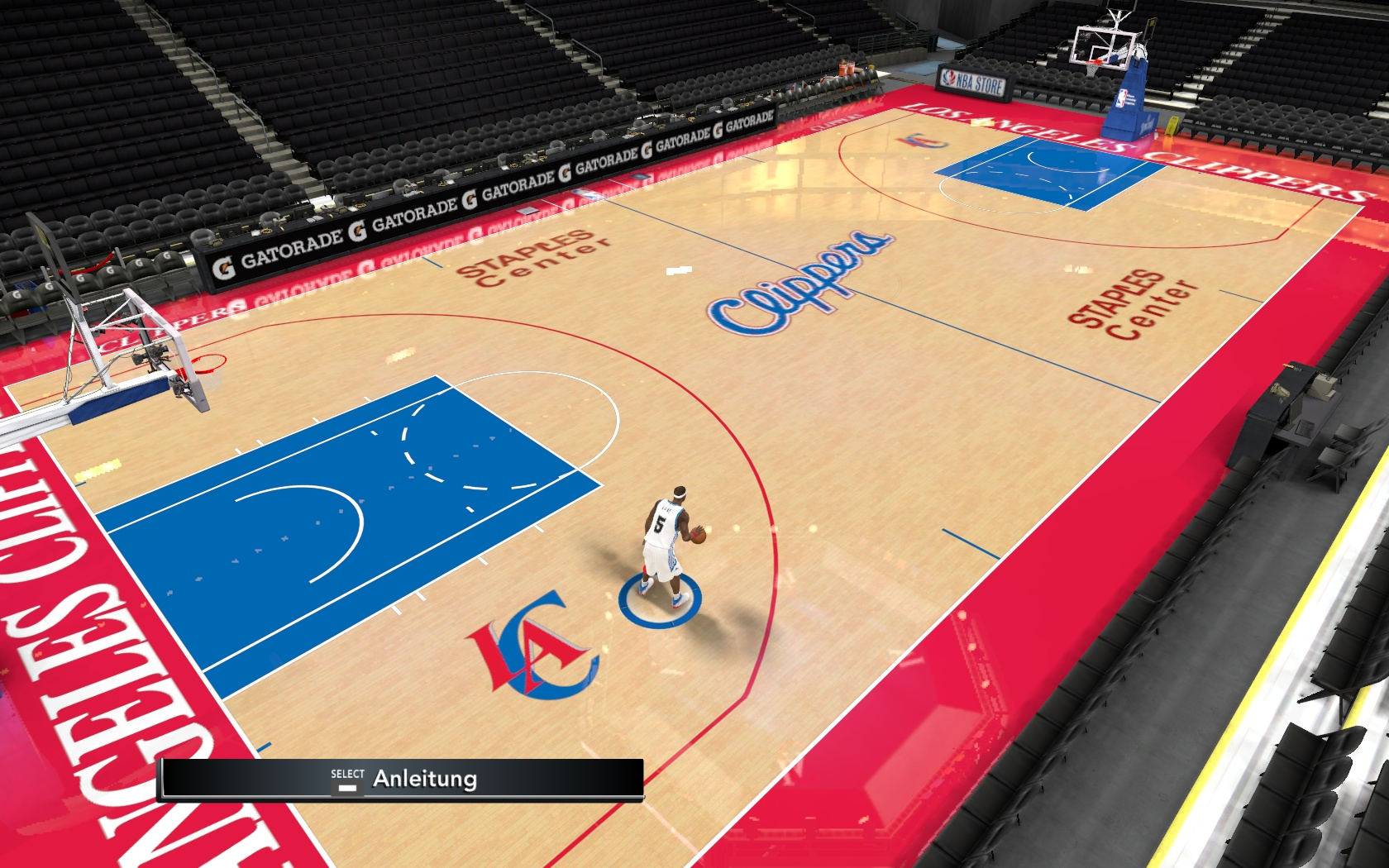 Kaaba's All 30 NBA Team Courts Patches V1.0 for NBA 2K11