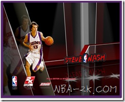 Four Perfect Startup Screens for NBA 2K9