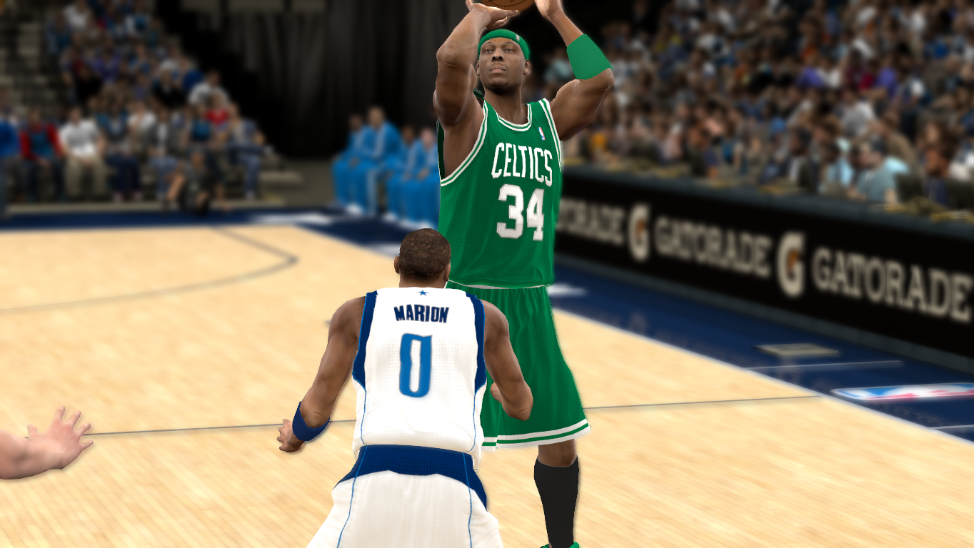 Shadows Patches for NBA 2K11